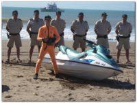 PREFECTURA QUEQUÉN: Operativo de seguridad en balnearios y deportes náuticos
