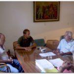 NECOCHEA: El ejecutivo con los municipales