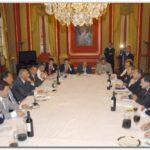 LA PLATA: Reunión del Gobernador Daniel Scioli con la FAM