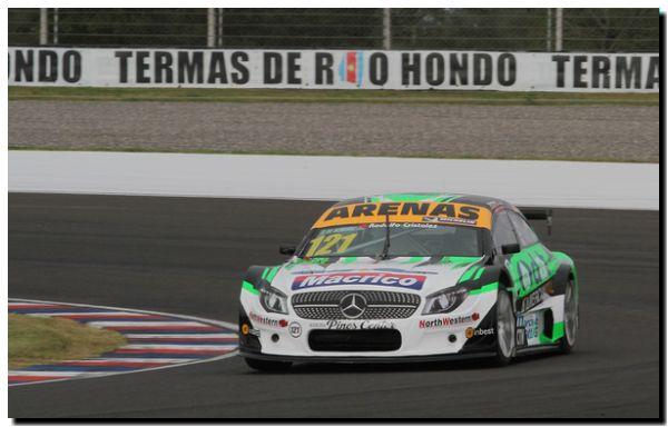 TOP RACE SERIES:  La Pantera volvió a sumar