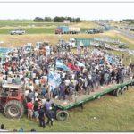 AGRO: El campo protagonizó ayer viernes 16 un multitudinario acto en Vidal