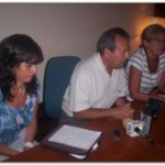 NECOCHEA: Llamado de licitación de la  Escuela Nº 49 y avances en el Plan de Obras 2009