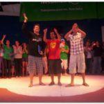 NECOCHEA: El Trío Tri Tri fue premiado en el 48° Festival Infantil de Necochea
