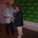 NECOCHEA: Con la presencia del Ministro de Justicia Provincial Ricardo Casal y el Viceministro de Trabajo Dr. Gastón Guarracino se entregaron los títulos de viviendas