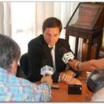TRABAJO: El Viceministro de trabajo Bonaerense Dr. Gastón Guarracino anunció controles para combatir empleo infantil