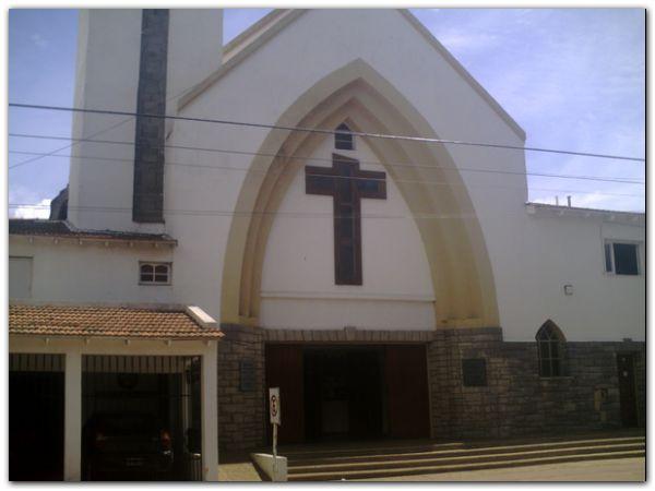 NECOCHEA: Novena y fiesta de Lourdes
