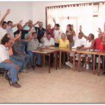NECOCHEA: Municipales insisten con el aumento salarial