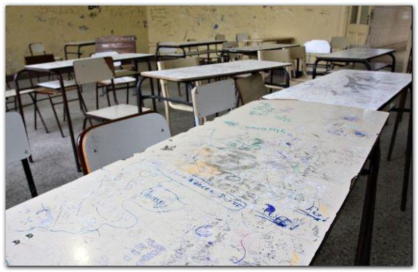 Semana con paro de docentes