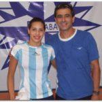 """NATACIÓN: """"Belén Díaz y Martin Tadeo a los juegos Sudamericanos Escolares"""""""