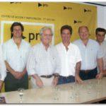 ELECCIONES 2009: Inauguración local PRO Necochea