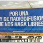 RESPALDO de la Juventud Peronista al debate por una ley de radiodifusión para la democracia