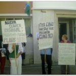 NECOCHEA: Decepción de empleadas de la Clínica Regional con el Intendente Daniel Molina