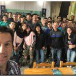 PUERTO QUEQUÉN: Comenzaron las visitas educativas