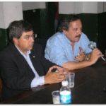 ELECCIONES 2009: Acuerdo Cívico y Social. Fernández presente en la Inauguración del Ateneo