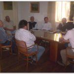 NECOCHEA: Reunión del Comité de Crisis