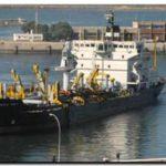 MAR DEL PLATA: La draga «Mendoza» 259-C llegó al puerto local