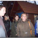 ELECCIONES 2009: Claudia Rucci en Necochea: recorrió la villa junto a Gastón Guarracino