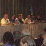 ELECCIONES 2009: El Movimiento Azul y Blanco apoyando a Francisco de  Narváez presentaría listas en todos los distritos