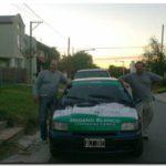 AUTOMOVILISMO: Días pasados, se concretó la unión entre MG Rally Sport y el Complejo  Médano Blanco – Termas del Campo de la UATRE