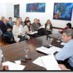NECOCHEA: Consejeras Escolares de nuestra ciudad con Oporto
