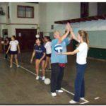 DEPORTES: Encuentro regional de voleibol en el Polideportivo Municipal