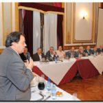 LA PLATA: Ferré se reunió con industriales de la Provincia. «Para generar trabajo es fundamental escuchar a los empresarios», expresó el funcionario