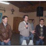 """ELECCIONES 2009: Candidatos de Unión Pro se reunieron con vecinos en el Club """"El Principio"""""""