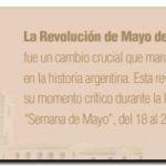 EFEMERIDES: El Sindicato de Prensa Necochea Si.Pre.Ne recuerda el 25 de Mayo de 1810