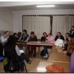 NECOCHEA: Municipales reunidos con docentes. Quieren poner en marcha  el estatuto