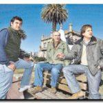 LOBERÍA: Lauga, Ibarbia y Bove, los tres acusados de agredir a Scioli