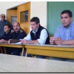 INSEGURIDAD EN LA DULCE: Bloque  de ´Unión Peronista escucho a vecinos