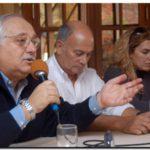 ELECCIONES 2009: Claudia Rucci, Gerónimo Venegas y Hugo Del Carril (H) visitaron Entre Ríos en apoyo de Héctor Maya