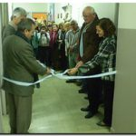 LA DULCE: Se inauguraron obras en la Unidad Sanitaria