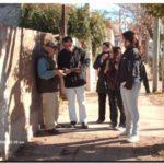 ELECCIONES 2009: Los candidatos y militantes recorren todo el distrito entregando la Boleta 510
