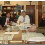 ATE: Importantes definiciones en reunión con el Ministro de Salud Claudio Zin