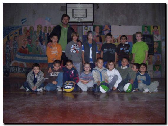 NECOCHEA: Vuelven las prácticas en básquet