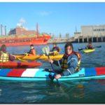 QUEQUÉN: Travesía acuática por el Día de la Prefectura