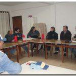 NECOCHEA: Reunión de municipales con el Departamento Ejecutivo