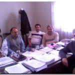 NECOCHEA: Reunión de los delegados gremiales del Hospital Ferreyra y el titular del Sindicato de Empleados Municipales con el Secretario de Salud Dr. Juan Carlos Barrera