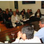 ELECCIONES 2009: Actividad de los candidatos a Consejeros Escolares del Acuerdo Cívico