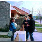 ELECCIONES 2009: Los candidatos de Unión PRO llevaron su propuesta al Barrio Capuchinos