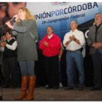 ELECCIONES 2009: Claudia Rucci y Gerónimo Venegas estuvieron en Córdoba en apoyo a los candidatos de Juan Schiaretti