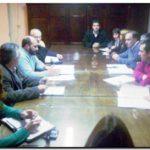 NECOCHEA: La Usina presentó el Concejo Deliberante su plan de obras anual