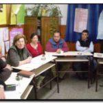 LA DULCE: Reunión por el transporte escolar