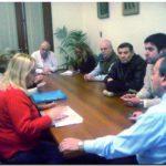 NECOCHEA: El Intendente Daniel Molina recibe hoy a los representantes de Unión-Pro