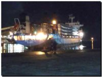 PUERTO QUEQUÉN recibe el tercer buque de aerogeneradores para Necochea