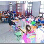 ESCUELAS: ¿Comedores escolares sin comida?