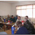 NECOCHEA: Reunión  de Municipales con Choferes de camiones y Maquinas Viales. También con el Director del ANSeS