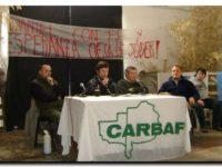 CARBAP manifestara hoy junto a los productores lecheros