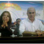 POLÍTICA: «Me encantaría que Gerónimo Venegas fuera el Presidente del PJ de Buenos Aires», expresó Hilda «Chiche» de Duhalde